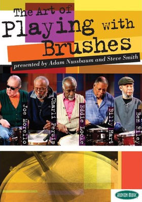 DVD: The Art of Playing with Brushes