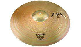 Sabian introduce APX cymbals series