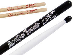 No Doubt drummer redesigns Zildjian sticks