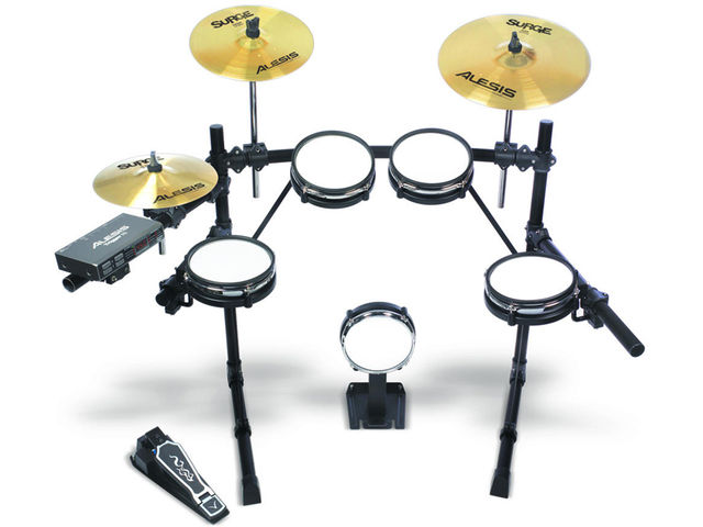 The USB Pro Drum Kit