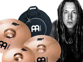 Meinl launches 'higher volume' Mb8 cymbals