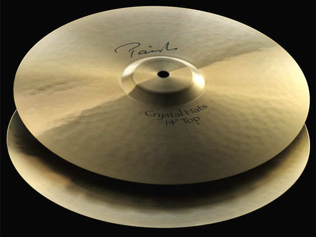 The unique bell shape was first seen on the Paiste Sound Creation Mellow Crash