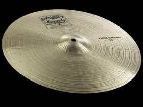 NAMM 2008: Paiste Twenty Cymbal Series triples in size