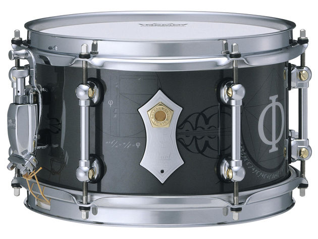 The Mike Mangini signature snare