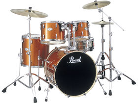 NAMM 2008: Pearl Drums gives Vision Series an overhaul
