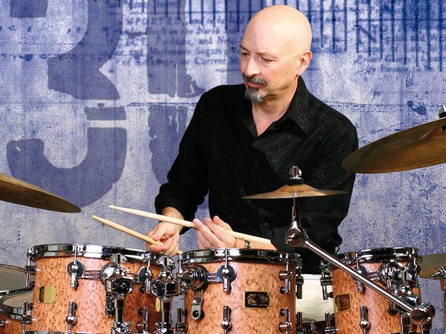 Steve Smith: Celebrating 30 years of Sonor drum endorsing