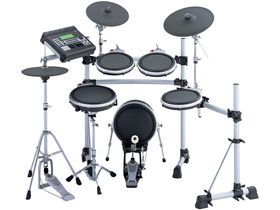 Yamaha DTXtreme III electronic drum kit uses synth technology