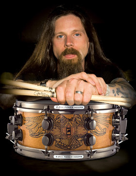 Mapex chris adler signature snare