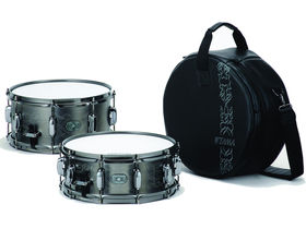 Tama unveils hand-engraved Metalwork snare drums