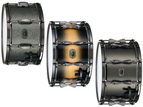Three more limited edition snare drums from Tama