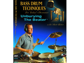 Bass Drum Techniques DVD