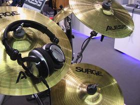 Musikmesse 08: Alesis releases Surge electronic cymbals