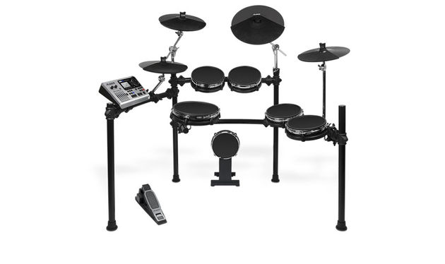 Le kit Alesis DM10 Studio Mesh