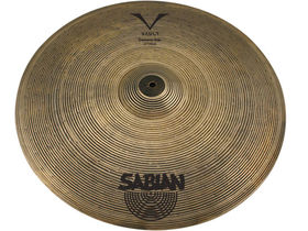 Sabian crosses over with new Vault ride cymbal