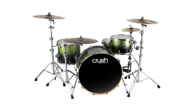 The Crush Drums Sublime E3 kit came out on top in 2013? What will get your vote this year?