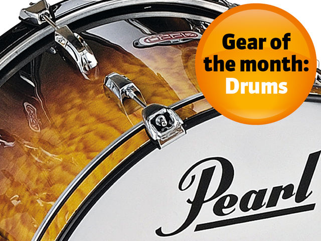 Drum gear of the month: April 2011