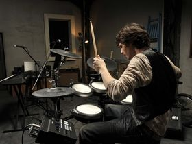 Musikmesse 2011: Yamaha DTX electronic drum kits revealed