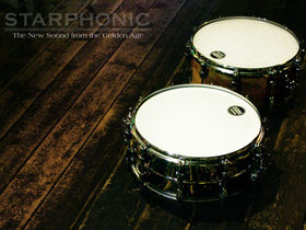 Tama debuts Starphonic snare drums