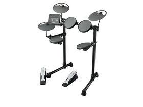 Yamaha unveils DTX400 series electronic drum kits