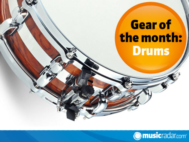 Drum gear of the month: Nov-Dec 2010