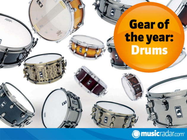 The best drum gear of 2010