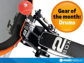 New drum gear of the month: review round-up (May 2011)