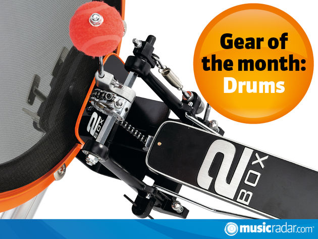 Drum gear of the month: Feb 2011