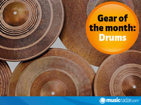 New drum gear of the month: review round-up (July 2011)