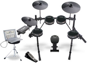 NAMM 2010: Alesis announces USB Studio electronic drum kit