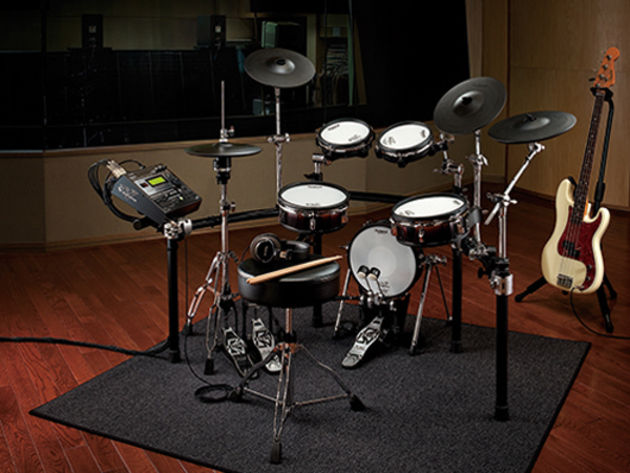 Roland TD-12KX V-Drums electronic drum kit
