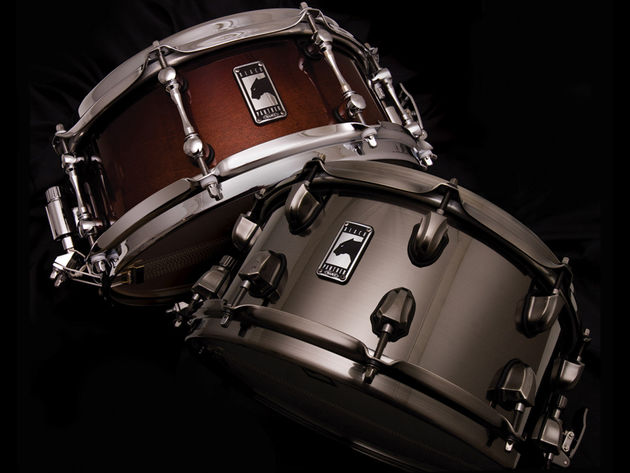 Mapex Black Panther Snare Drums