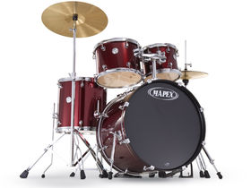 NAMM 2010: Mapex introduces Voyager Series drums