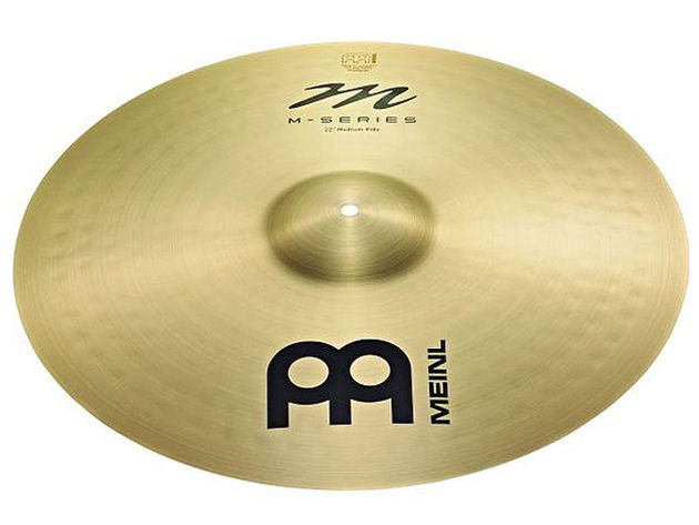 Meinl M-Series cymbals