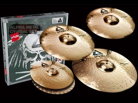 NAMM 2010: Paiste expands Alpha Series cymbals