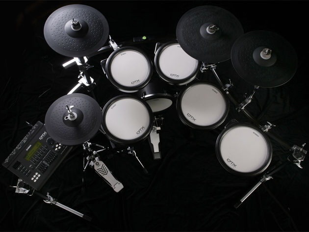 Yamaha unveils flagship dtx 900 electronic drum kits for Yamaha dtx review