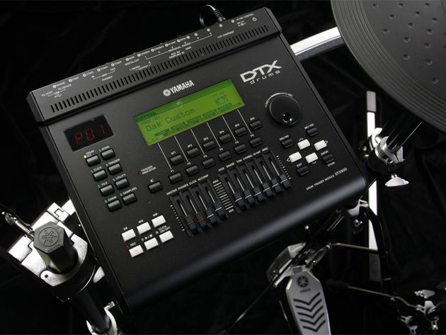 Yamaha DTX 900 brain