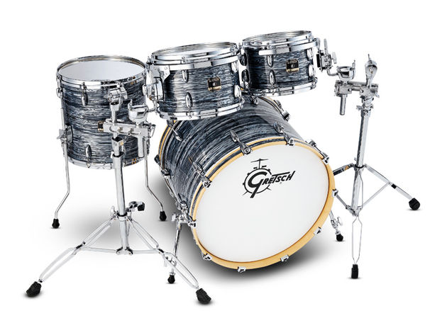 Modelled on Gretsch's USA Custom drums, the kit sells for roughly a quarter of the amount.