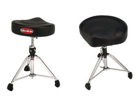 NAMM 2011: Gibraltar launches two-tone compact saddle seat