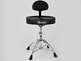 NAMM 2011: Mapex unveils back-supported drum throne
