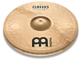Meinl classic custom series cymbals