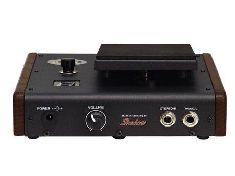Meinl fx pedal back