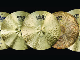 NAMM 2011: Paiste unveils Twenty Masters Collection cymbals