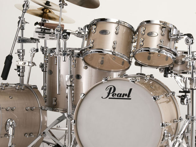 Pearl introduced its Reference Pure Series at NAMM 2011