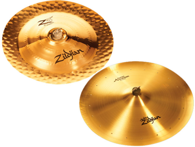 Zildjian z3 and swish knocker