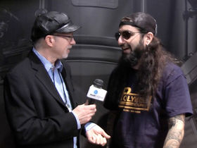 NAMM 2012 VIDEO: Mike Portnoy on his new Tama Melody Master signature snares