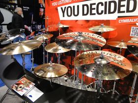 NAMM 2012 VIDEO: Sabian's Players' Choice cymbals revealed