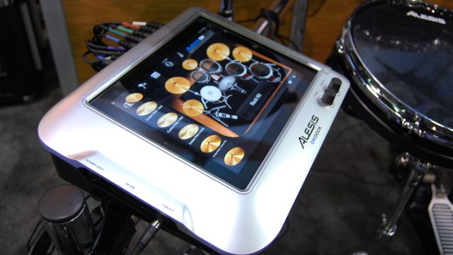 The DM Dock itself at NAMM 2013