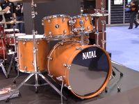 NAMM 2013 VIDEO: Natal Spirit Series kits