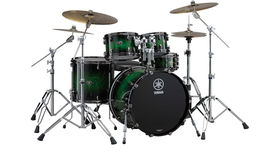 NAMM 2013: Yamaha unveils Live Custom drum kit