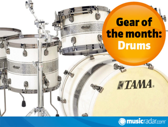 Drum gear of the month: April-May 2010